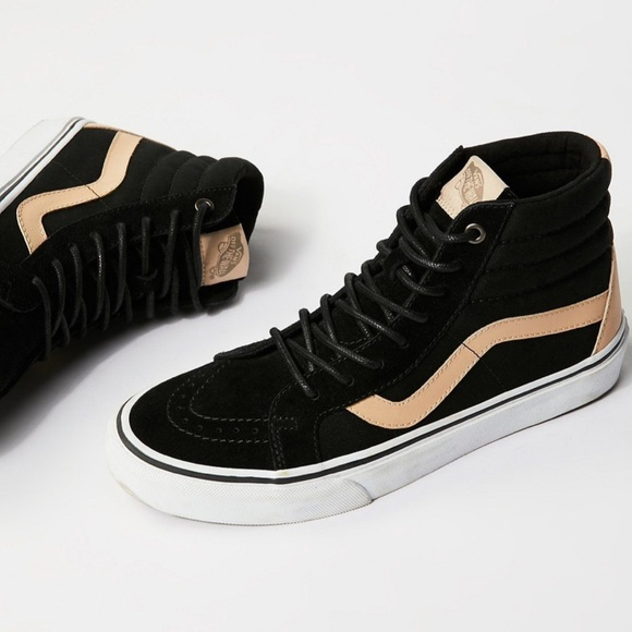 Vans Shoes - Vans SK8-Hi Reissue Veggie Tan Sneaker